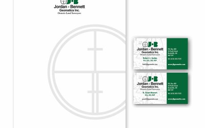 Letterhead Business Cards Design and Printing