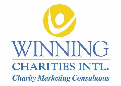 Logo Design - Winning Charities