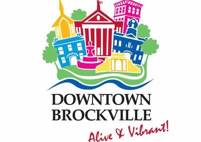Logo Design - DBIA Brockville